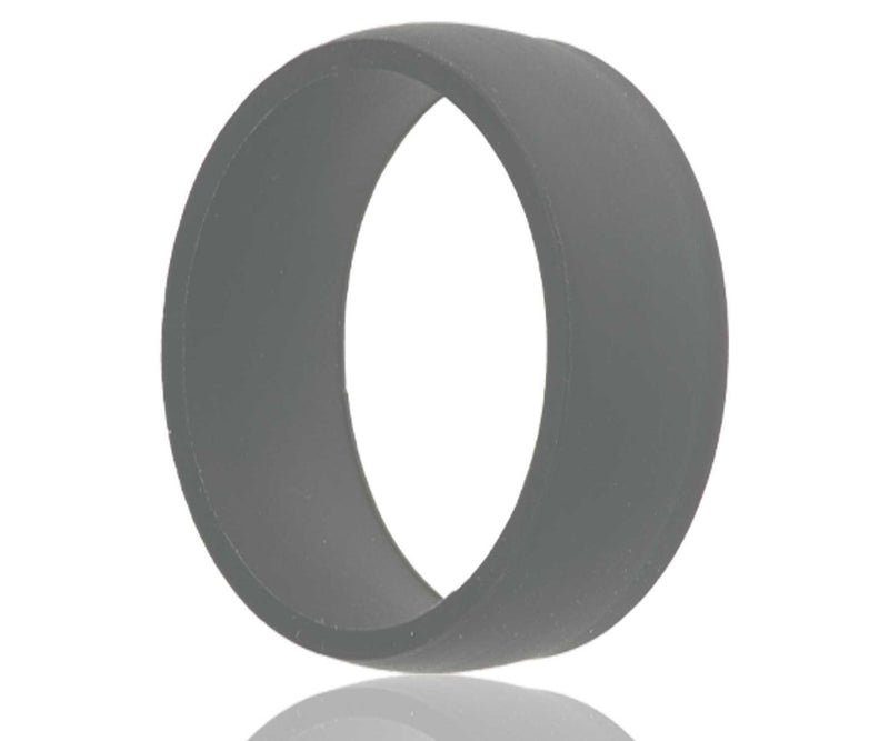 Silicone Rubber Grey Ring