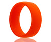 Silicone Rubber Orange Ring