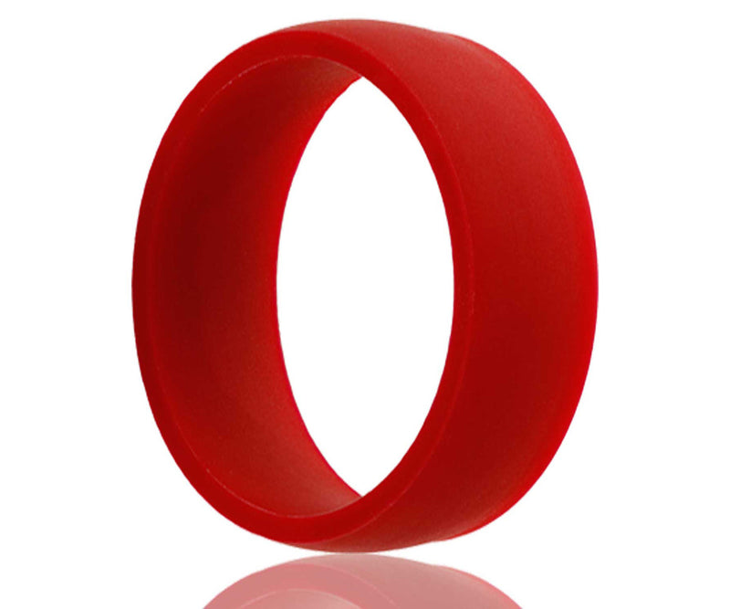 Silicone Rubber Red Ring
