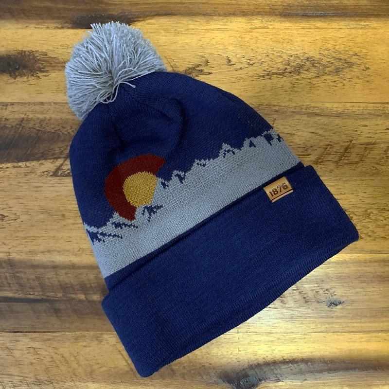 1876 Blizzard Beanie - 1876 | The State of Exploration