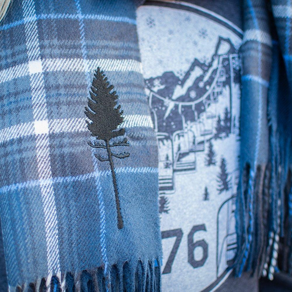 The Telluride Scarf - 1876 | The State of Exploration
