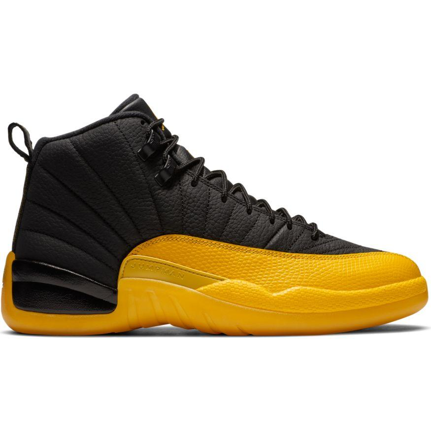 "Air Jordan Retro 12 "" University Gold"" Mens Pairs Available 8/3!"