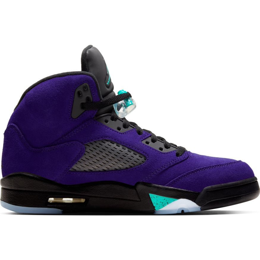 "Air Jordan Retro 5 ""Alternate Grape"" Available 7/8!"