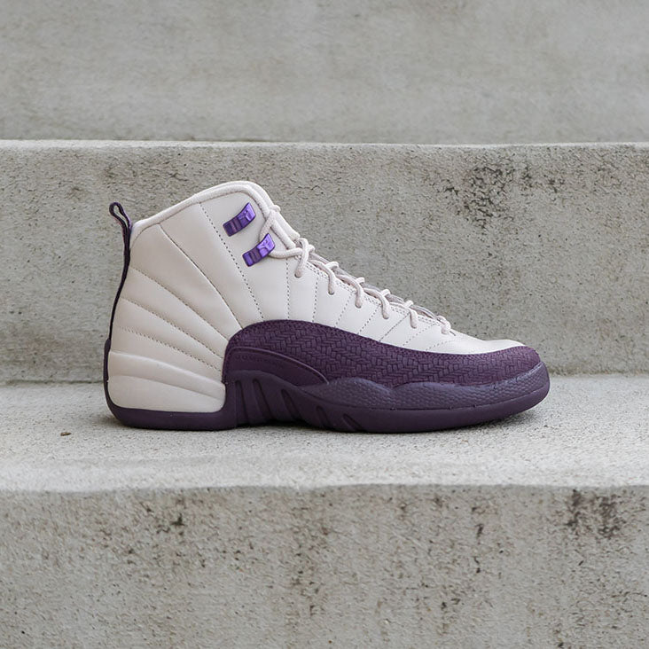 "Air Jordan GS Retro 12 ""Pro Purple"" Available 11•17"