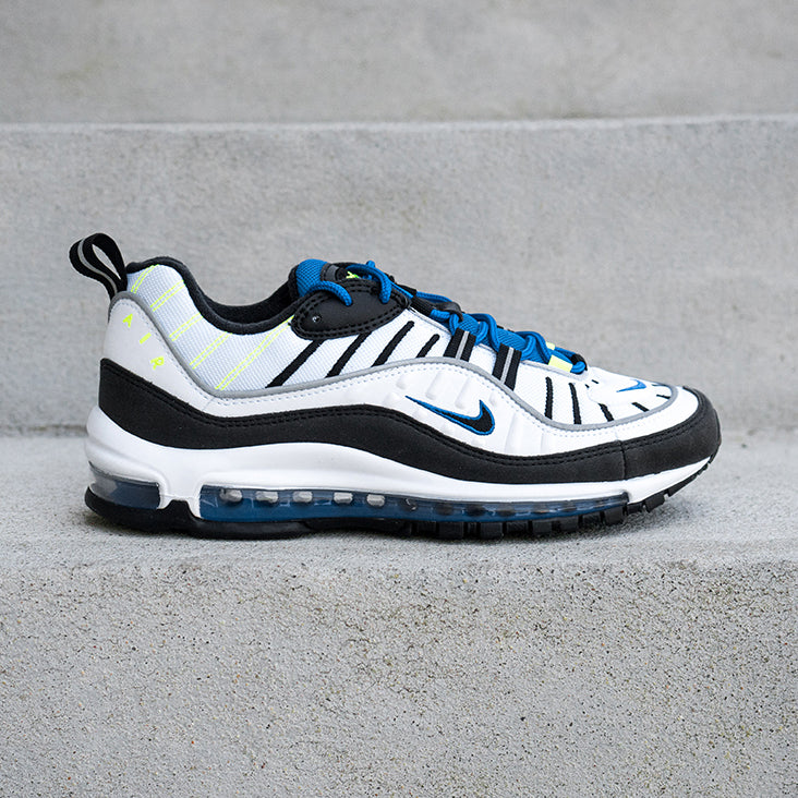 "Nike Air Max 98 ""Sprite"" Avaliable Now"