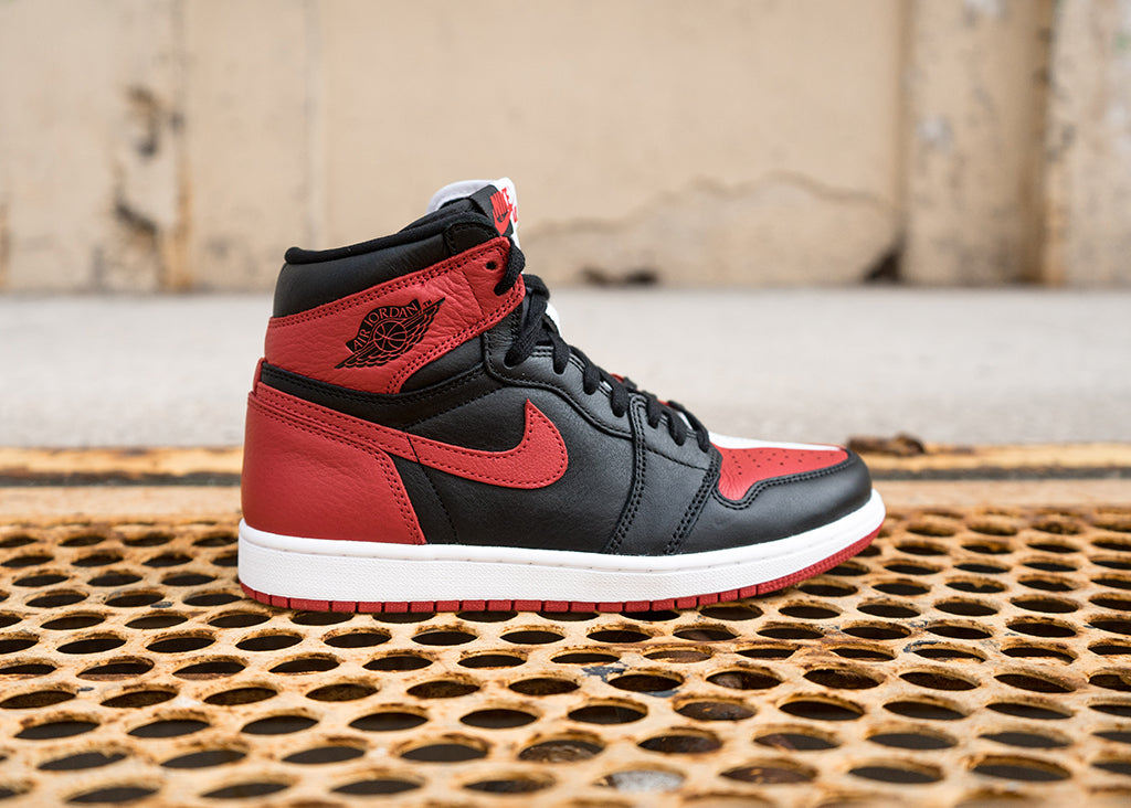"Air Jordan 1 ""Homage To Home"" Available 5/19"