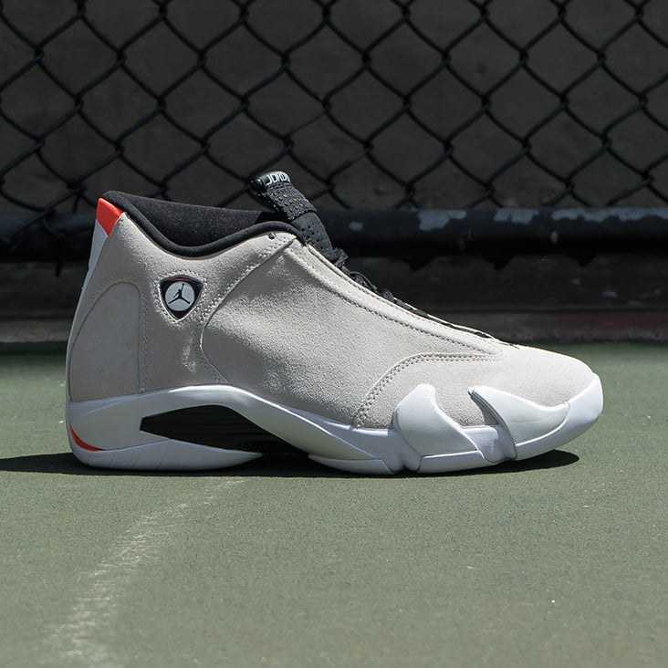 "Air Jordan 14 Retro ""Desert Sand"" Available 5/15"