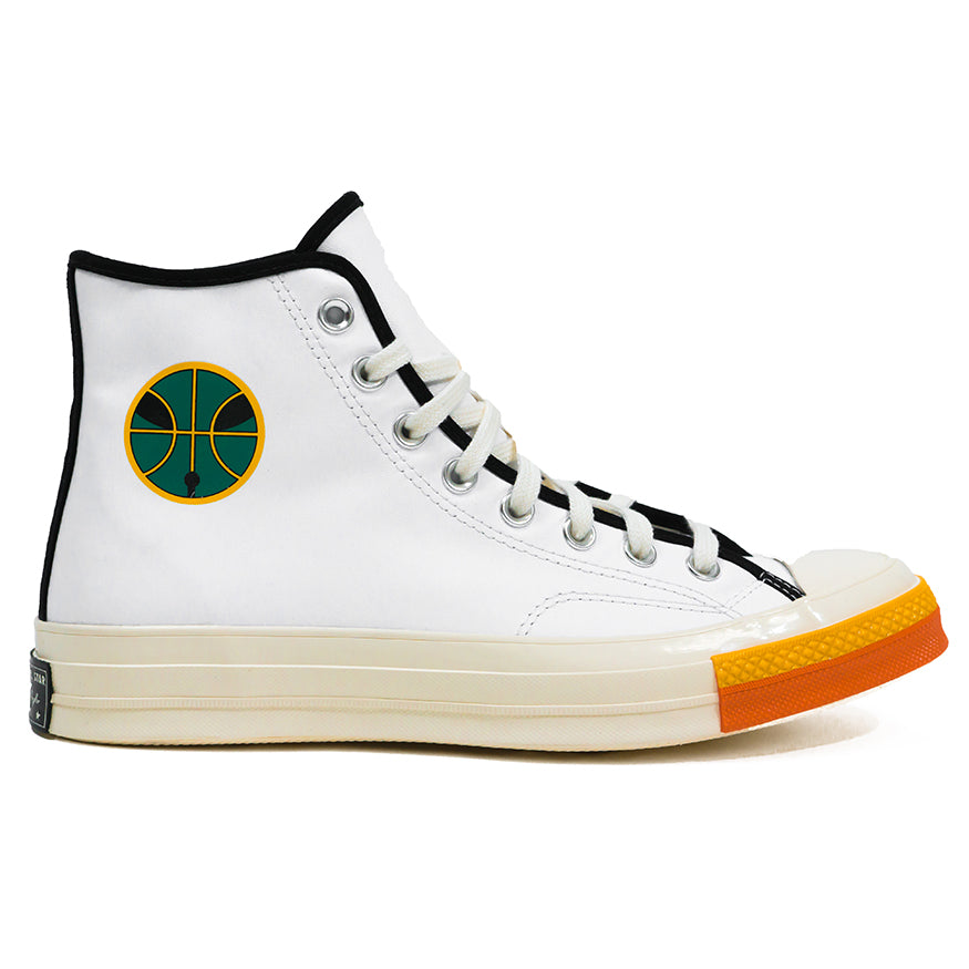 "Converse All Star Hi ""Rayguns"" Available 1/15!"