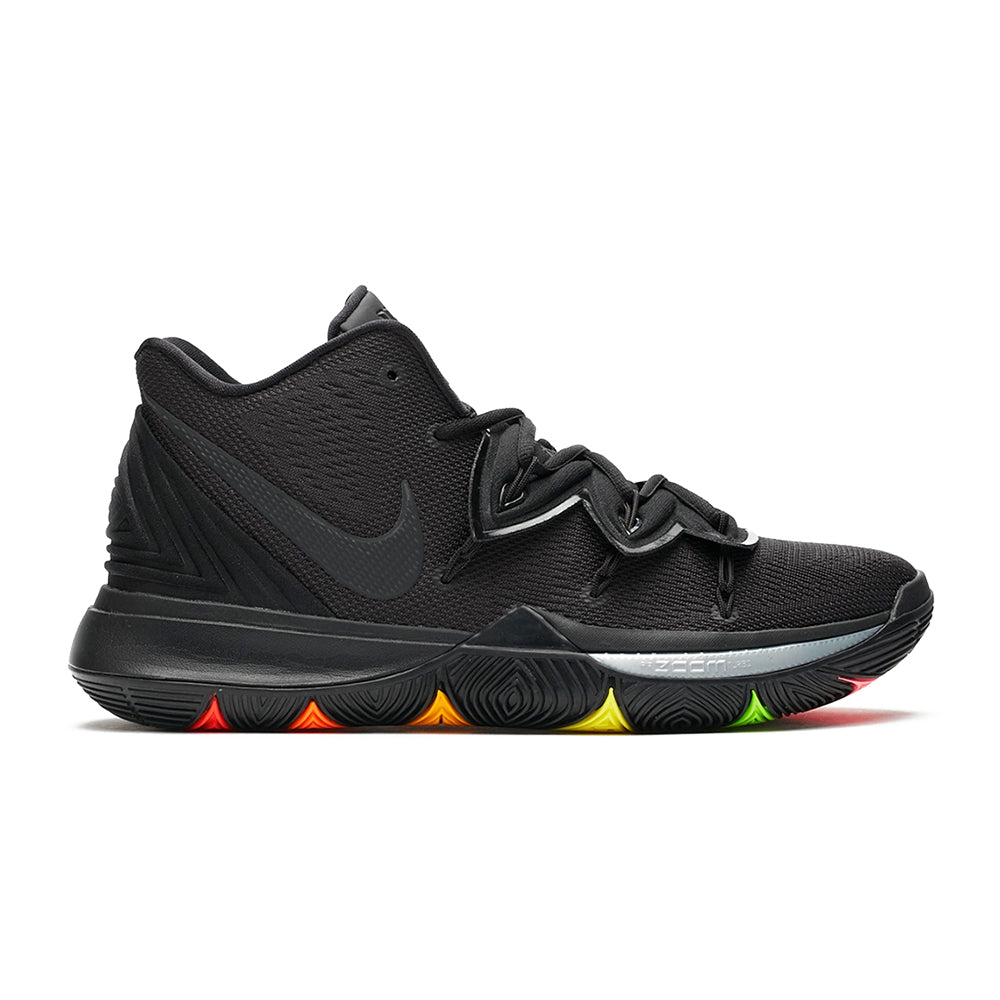 "Nike Kyrie 5 ""Black Rainbow"" Available 7.25"