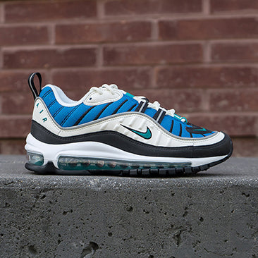 Nike W Air Max 98 IN Sail Blue Available In Store