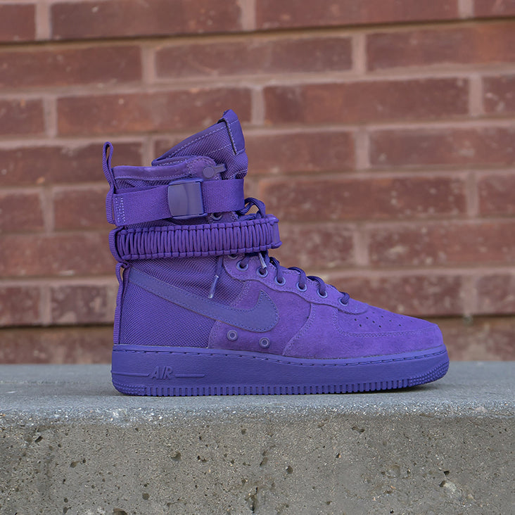 "Nike AF1 SF ""Purple"" Available Now!"