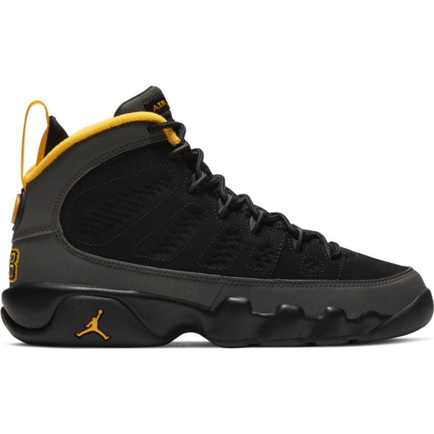 "Air Jordan Retro 9 ""University Gold"" Available 1/30!"