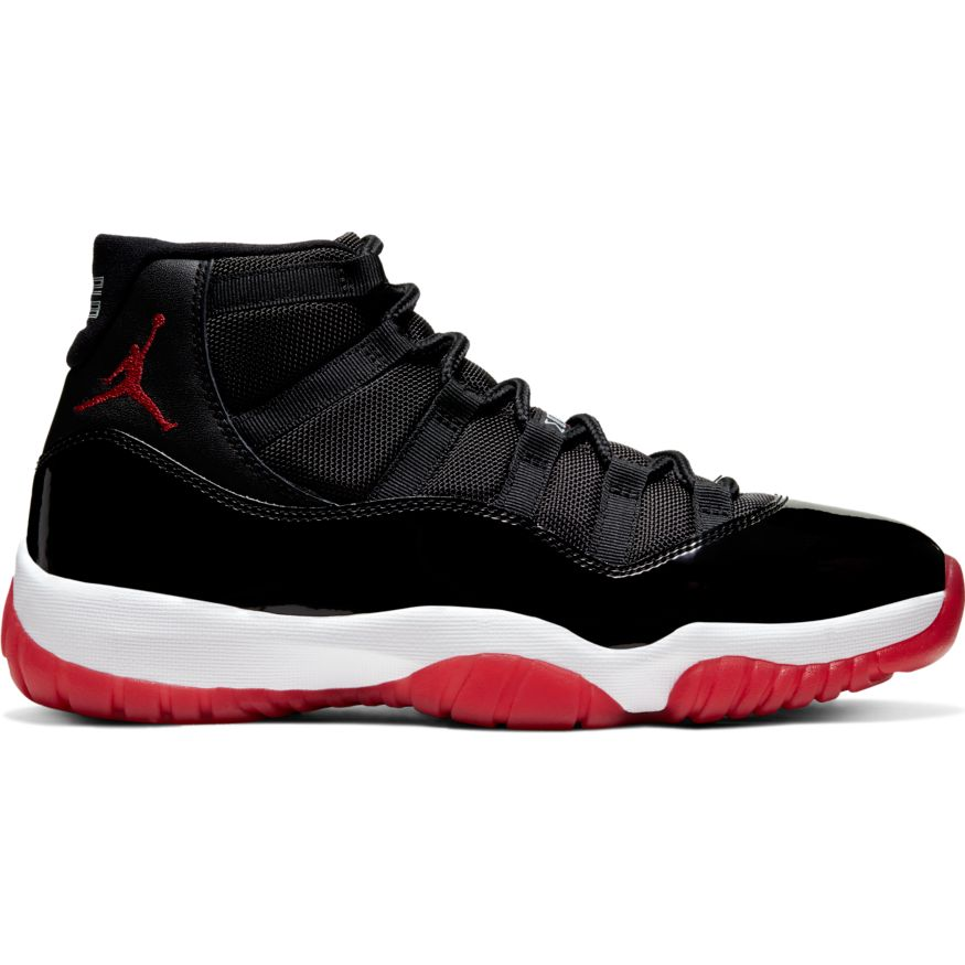 "Air Jordan Retro 11 ""Bred"" Available 12/14"