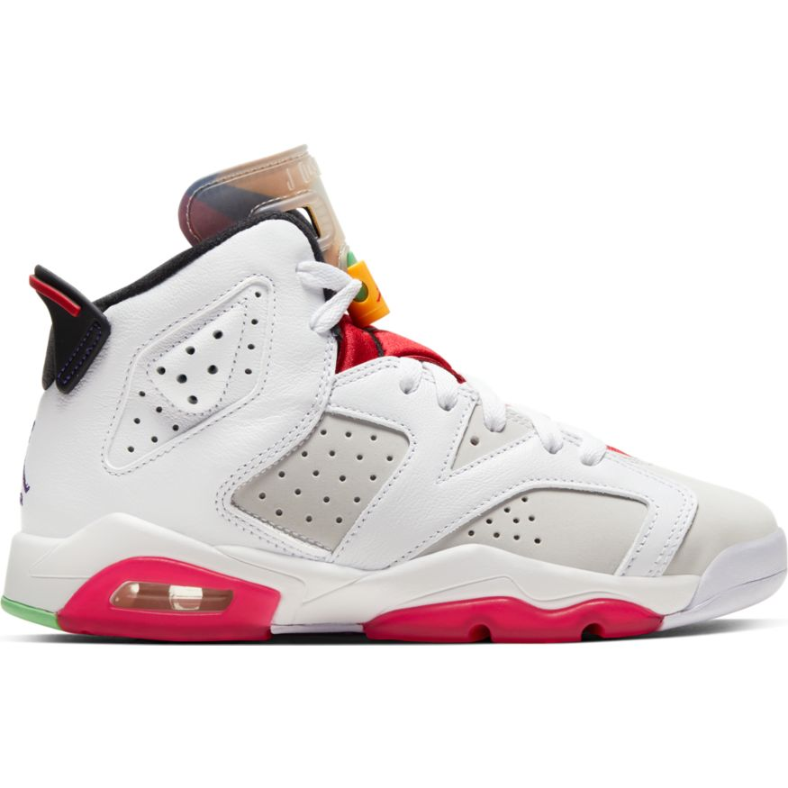 "Air Jordan Retro 6 ""Hare"" Available 6/17"