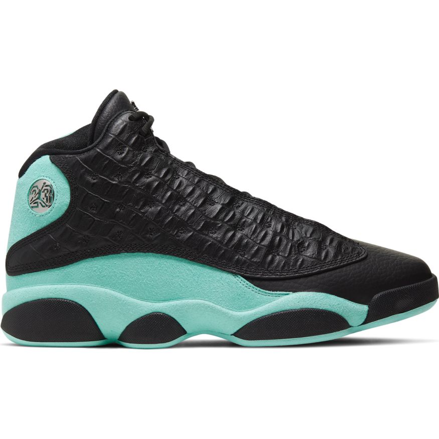 "Air Jordan Retro 13 ""Island Green""  Available 11/9"