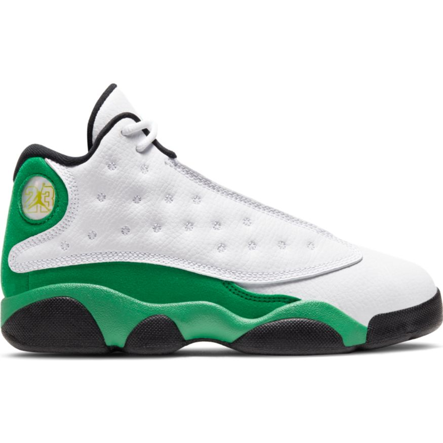 "Air Jordan Retro 13 ""Lucky Green"" Available 9/26!"