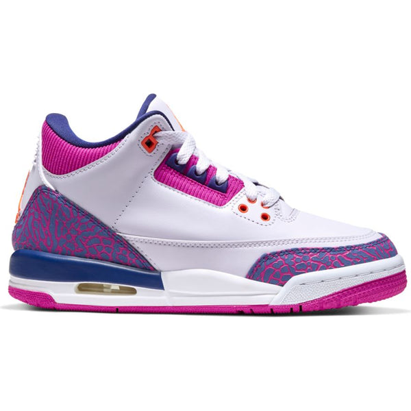 Girl Air Jordan Retro 3