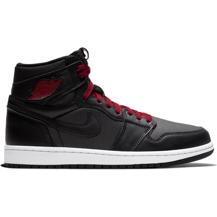 "Air Jordan Retro 1 High OG ""Black Satin"" Available 1/18"