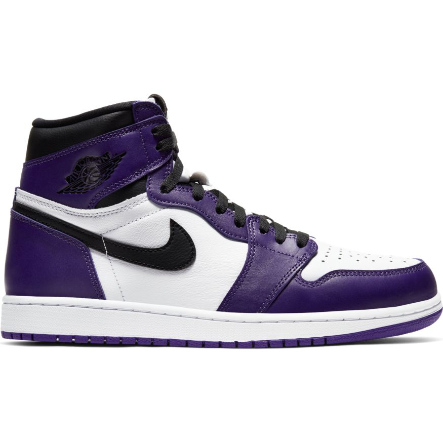 "Air Jordan Retro 1 High ""Court Purple"" Available 4/11!"