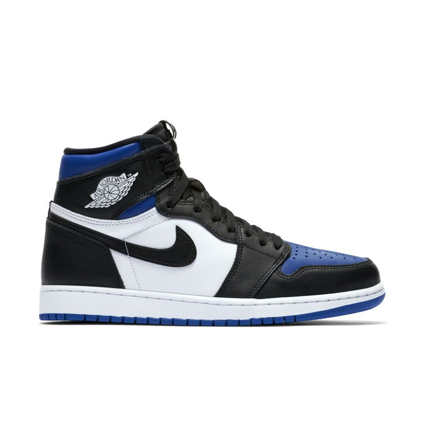 "Air Jordan Retro 1 ""Royal Toe"" Available 5/13!"
