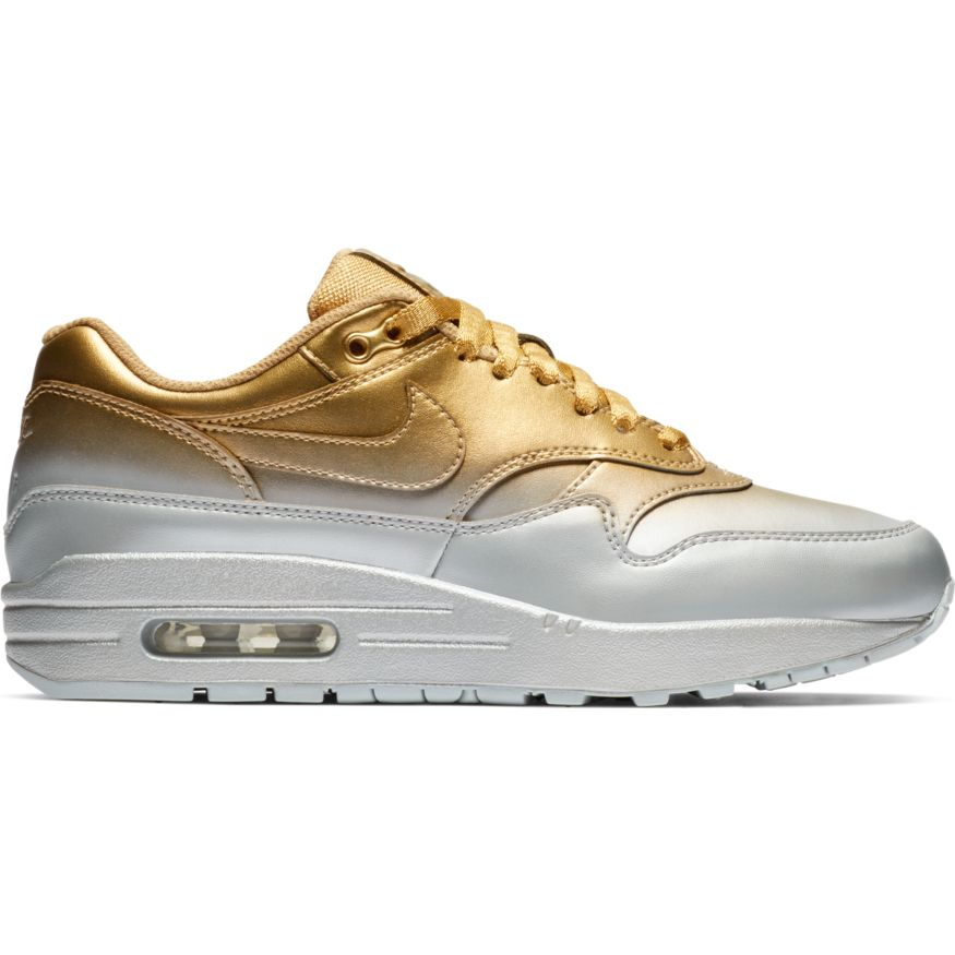 "Nike W Air Max 1 Lux ""Metallic Gold"" Available Now"