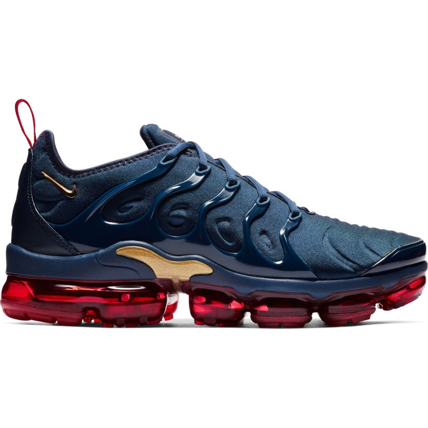 "Nike Air Vapormax Plus ""Midnight Navy"" Available 1/05"