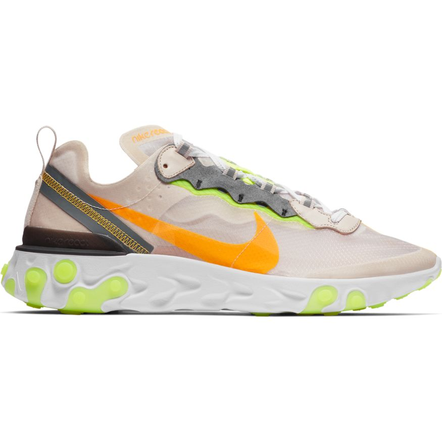"Nike React Element 87 ""Lt Orewood"" Available 1/17"