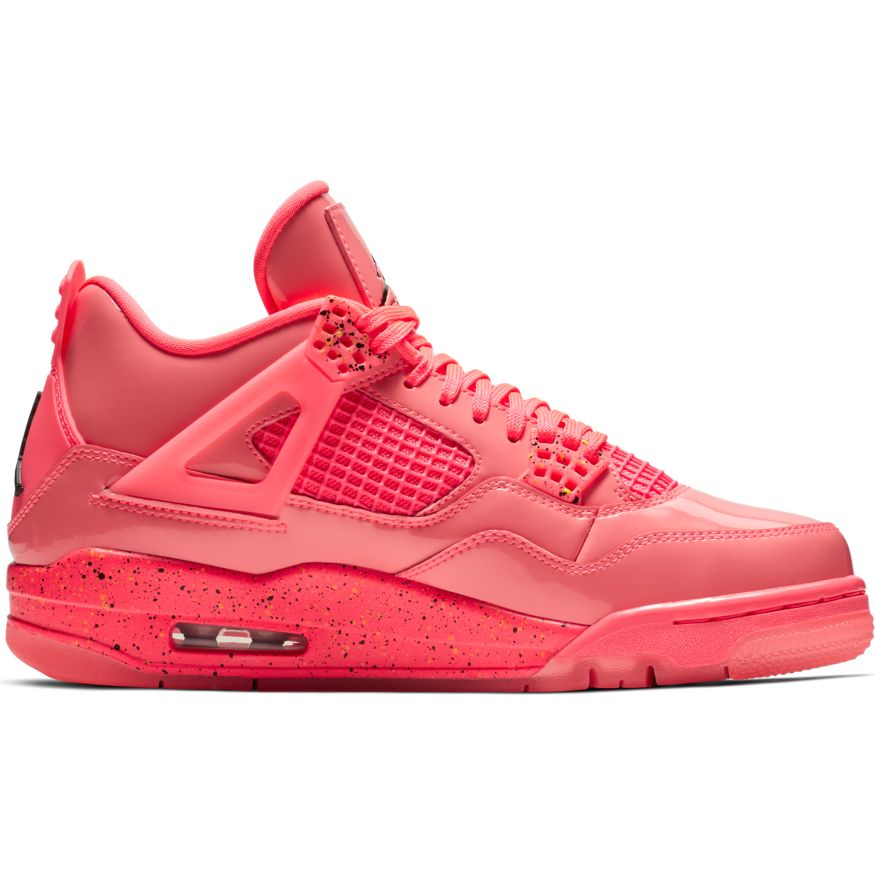 "Air Jordan W Retro 4 ""Hot Punch"" Available 1/12"