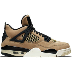 The W Air Jordan Retro 4