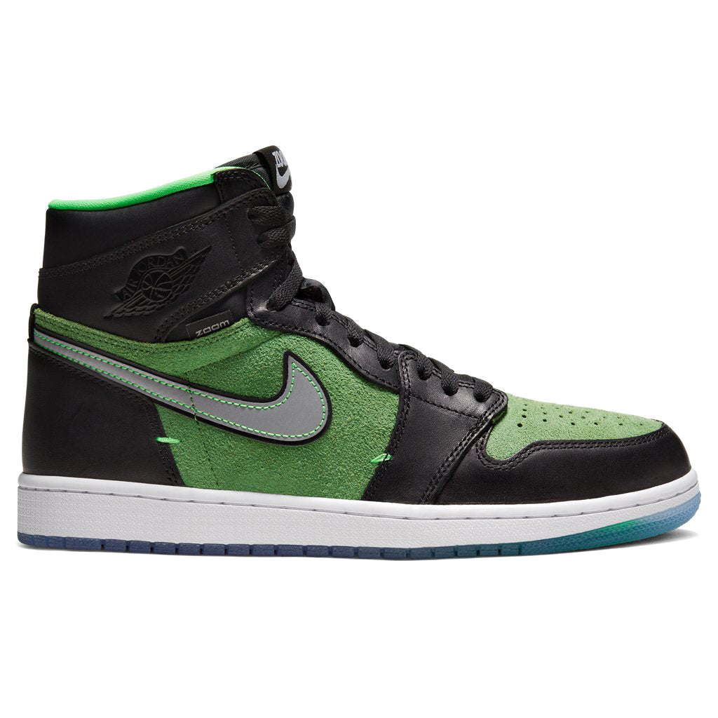 "Air Jordan 1 High Zoom ""Rage Green"" Available 8/17!"
