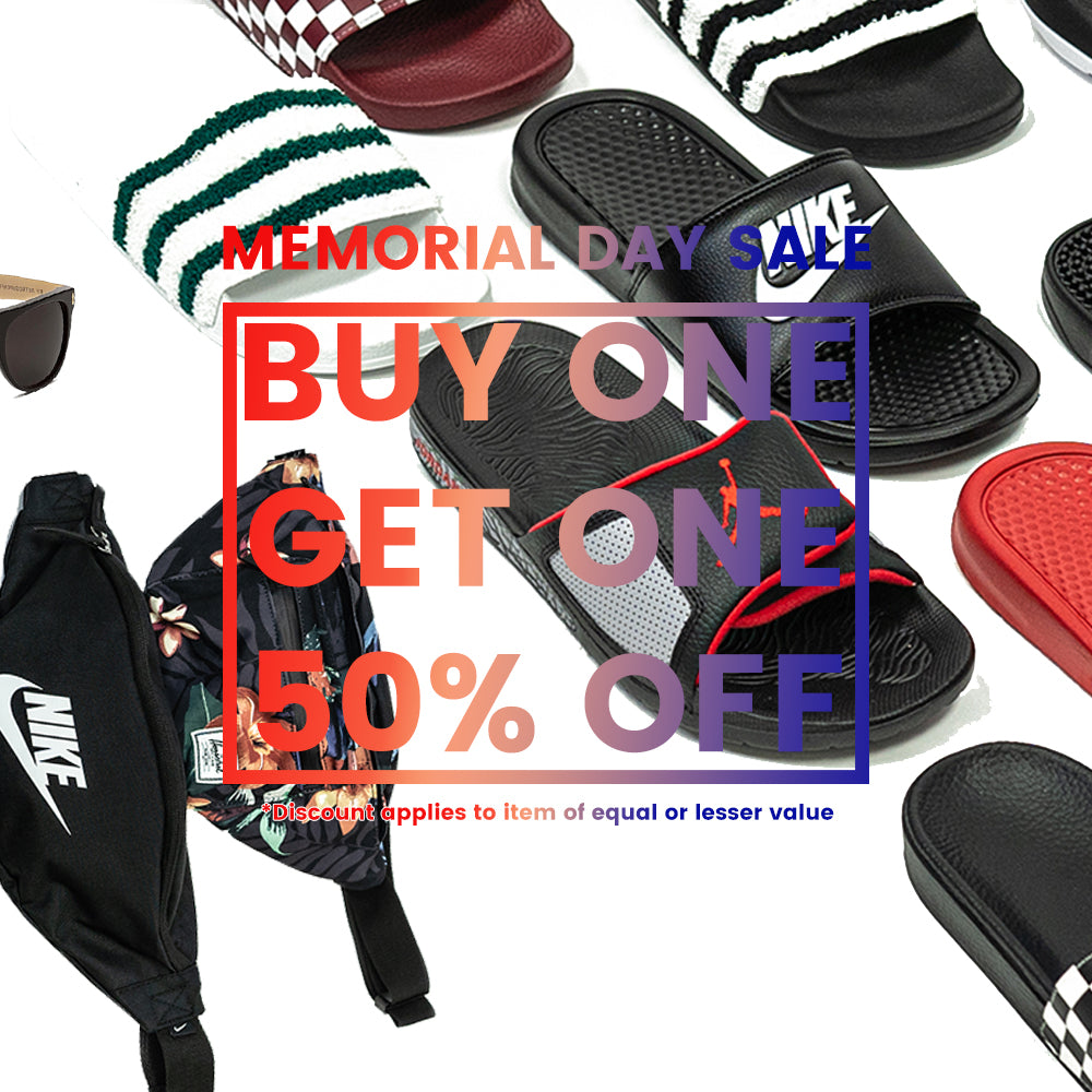 Memorial Day Sale - BOGO 50% Off