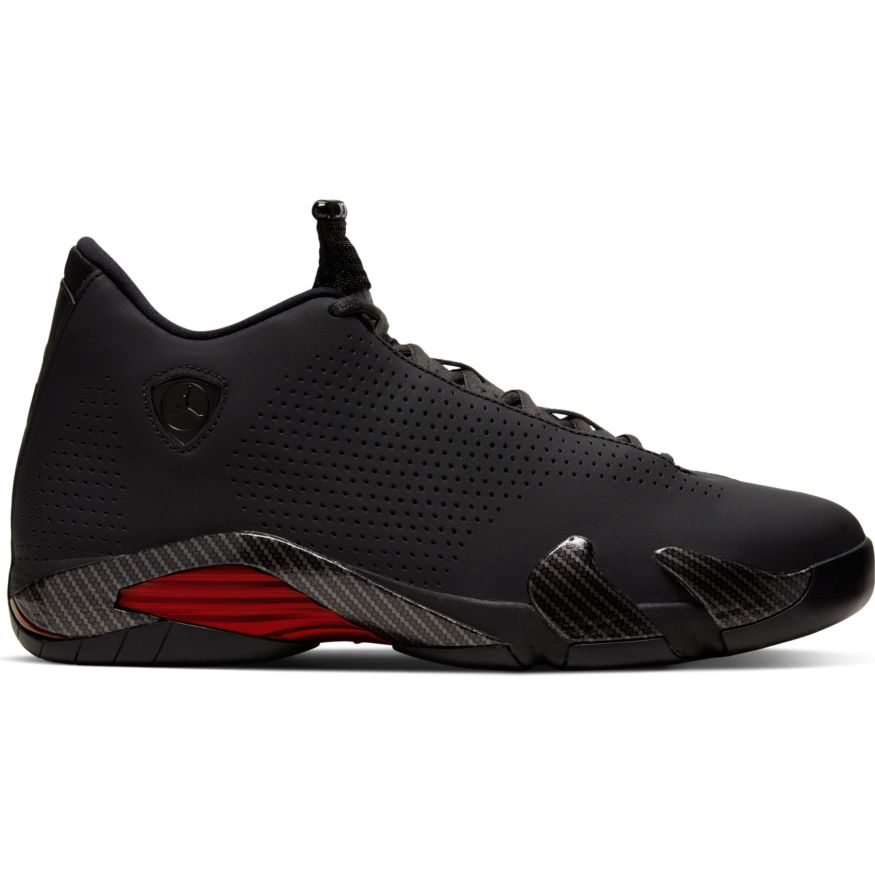 "Air Jordan Retro 14 SE ""Black Ferrari"" Available 12/2"