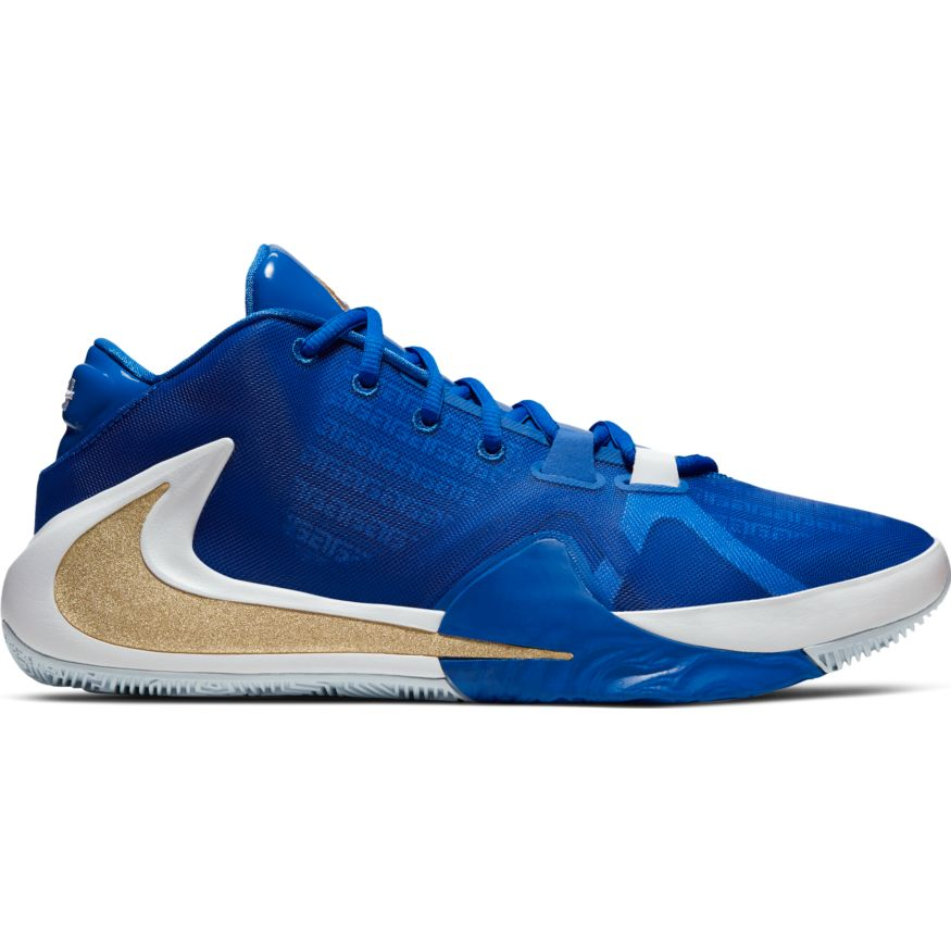 "Nike Zoom Freak 1 ""Greece"" Available 10/11"