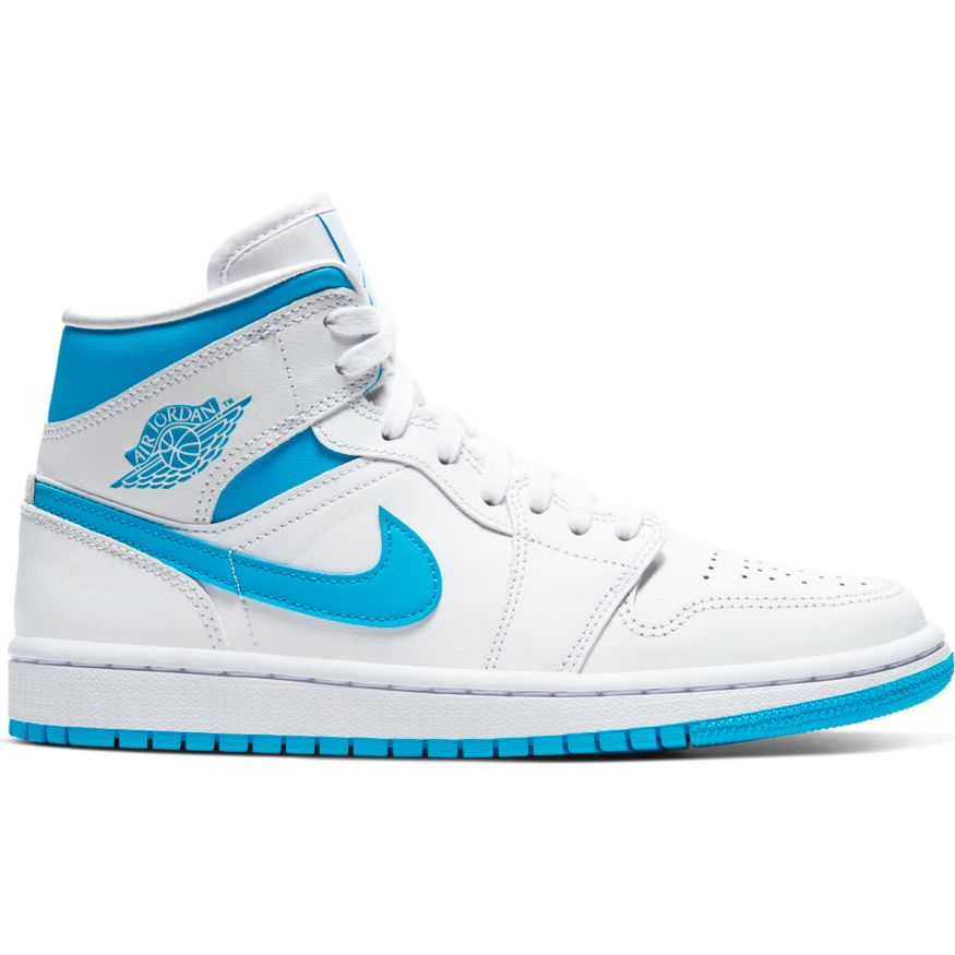 "W Jordan 1 Mid ""UNC"" Available Now In Store"