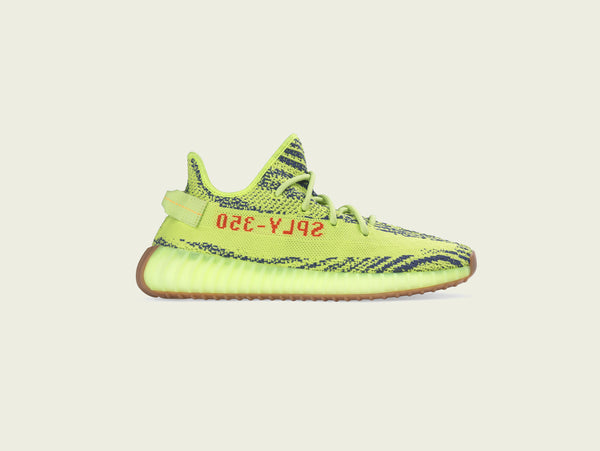 Yeezy Boost 350 V2 Semi Frozen Yellow Available 12/14