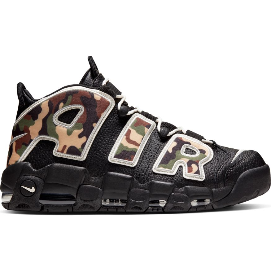 "Nike Air More Uptempo 96 ""Camo"" Available 6/28"