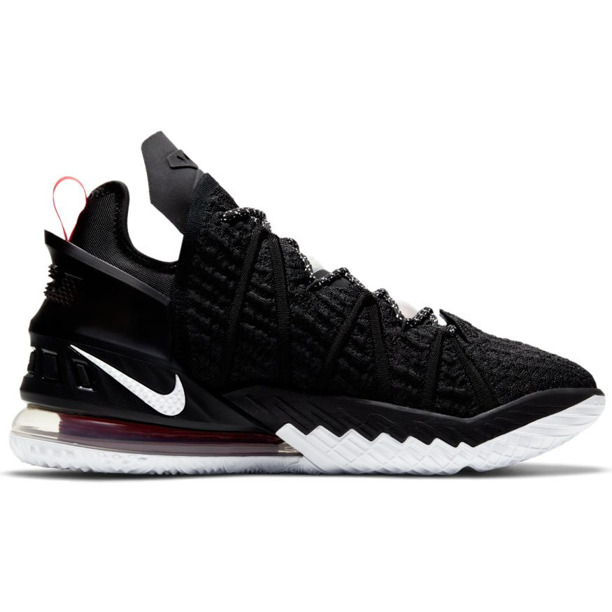 "Nike LeBron XVIII ""Bred"" Available 12/4!"
