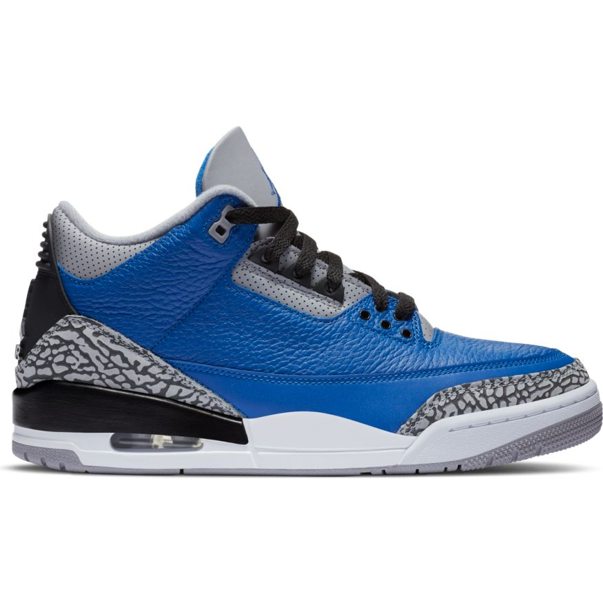 "Air Jordan Retro 3 ""Varsity Royal"" Available 10/10!"