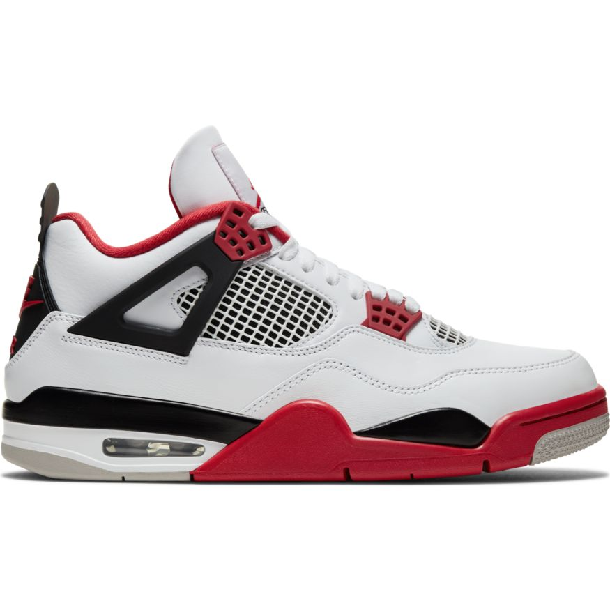 "Air Jordan Retro 4 ""Fire Red"" Available 11/28!"
