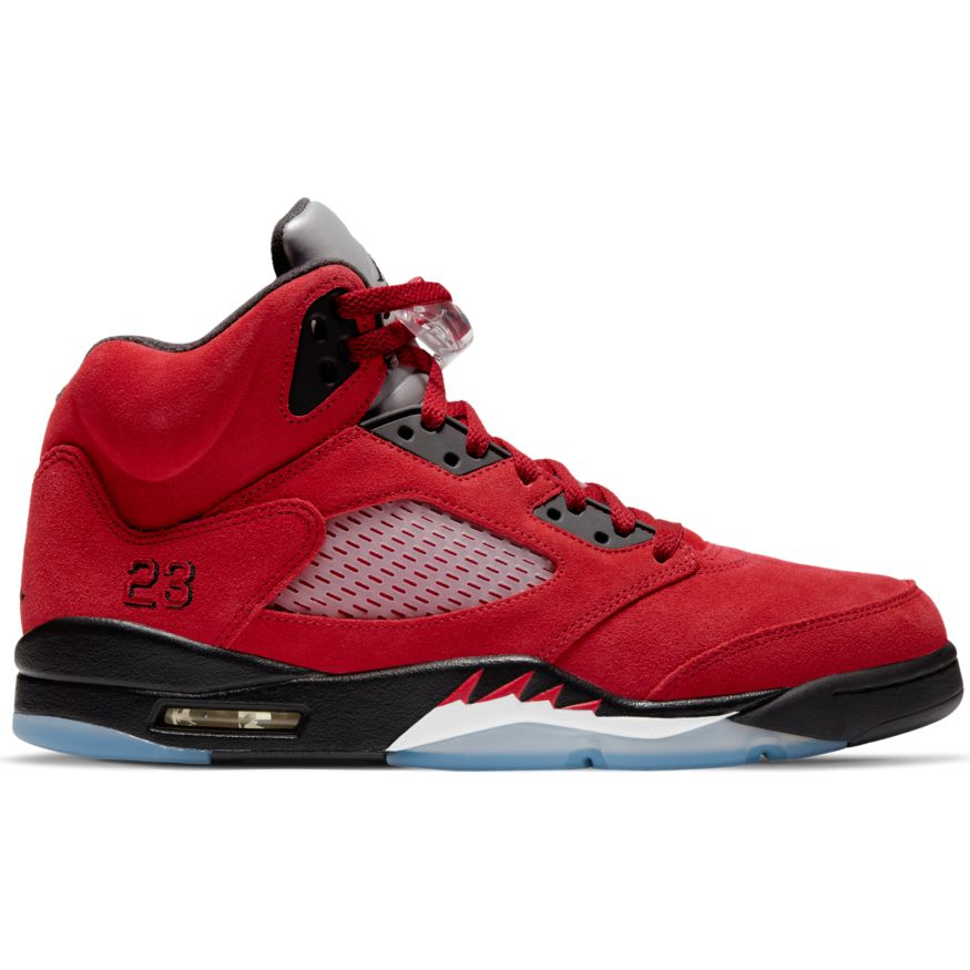 "Air Jordan Retro 5 ""Raging Bull"" Available 4/10!"
