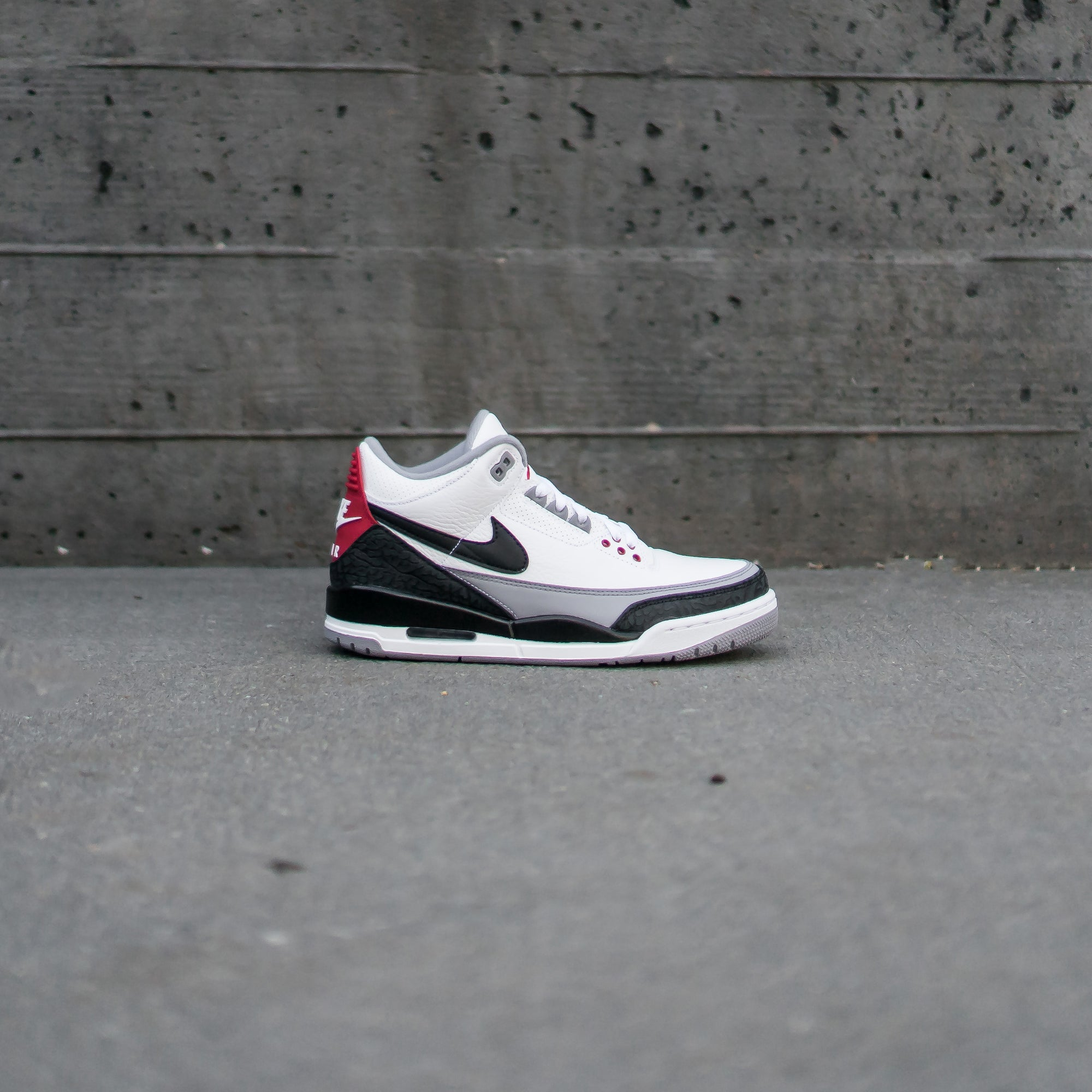 "Air Jordan 3 'Tinker Hatfield"" Available  4.30 FCFS"