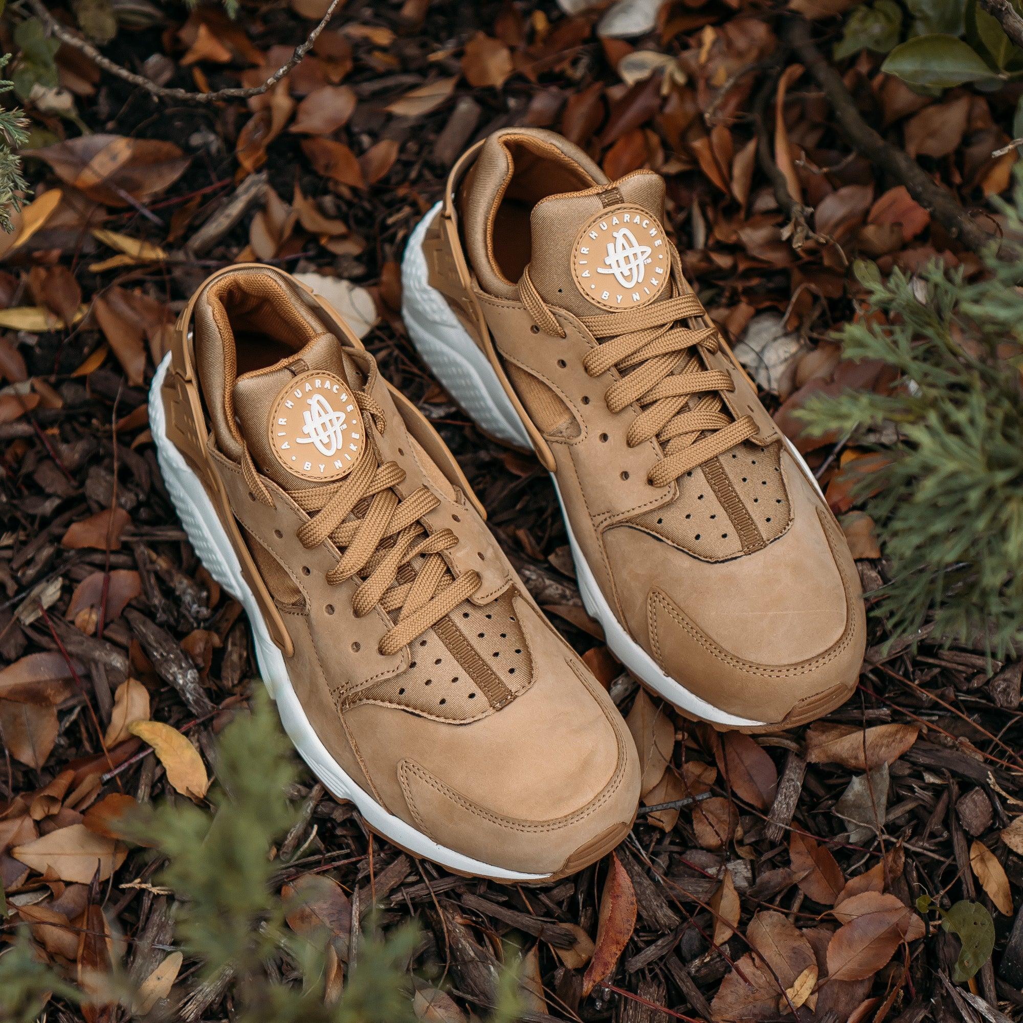 "Nike Air Huarache Run "" Wheat "" available now!"