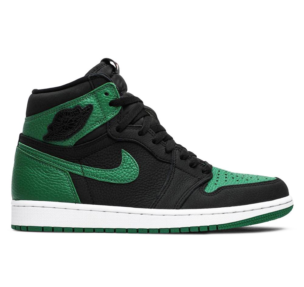"Air Jordan Retro 1 High OG 'Pine Green"" Available 2/29"