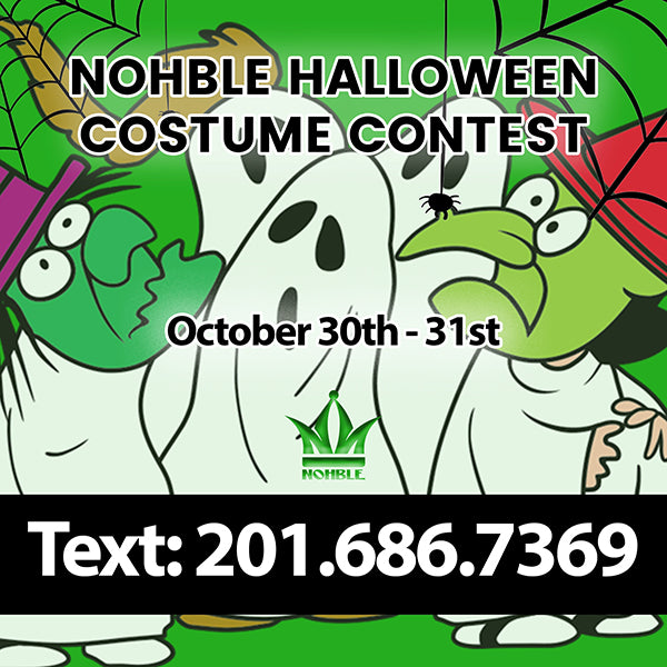 Halloween Costume Contest 10/30 - 10/31!