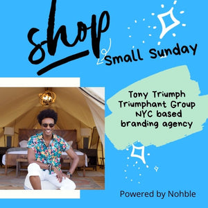 Shop Small Sunday - Triumphant Group