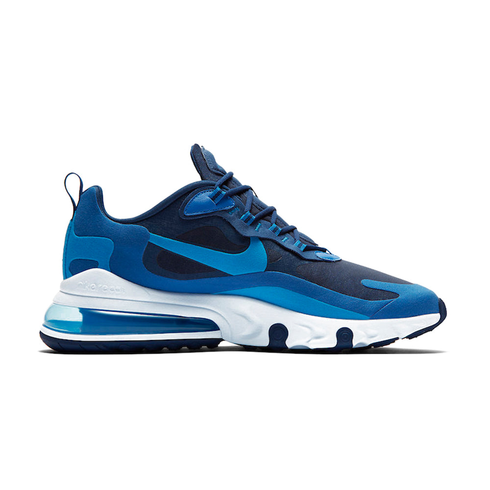 "Nike Air Max 270 React ""Blue Void"" Available 8/2"