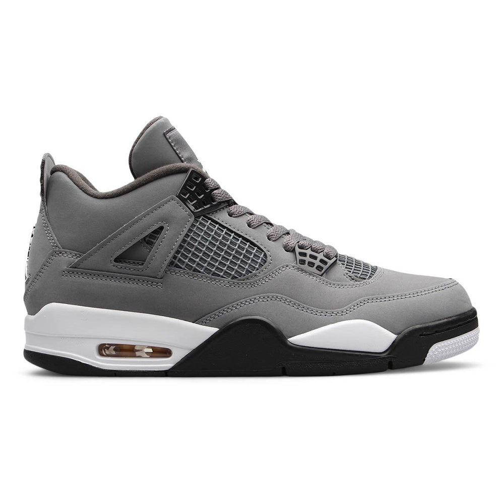 "Air Jordan Retro 4 ""Cool Grey"" Available 8/1"