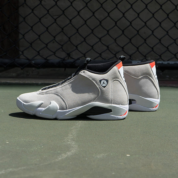 53229f48df1 487471021 - Jordan - Men - Air Jordan 14 - Desert Sand - $189.99