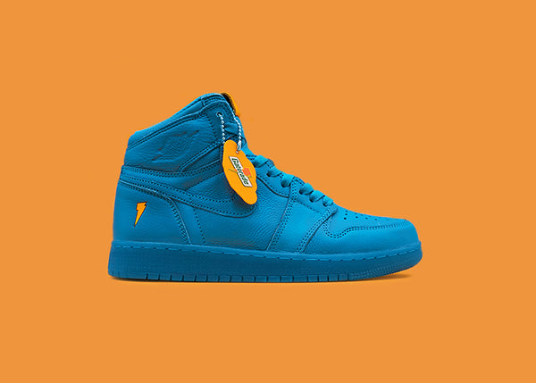 on sale 8ed40 088a8 Air Jordan Retro 1 Gatorade