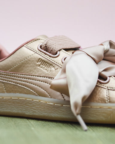 Womens Puma Basket Heart Copper Available In-store now! – Nohble ca299b496